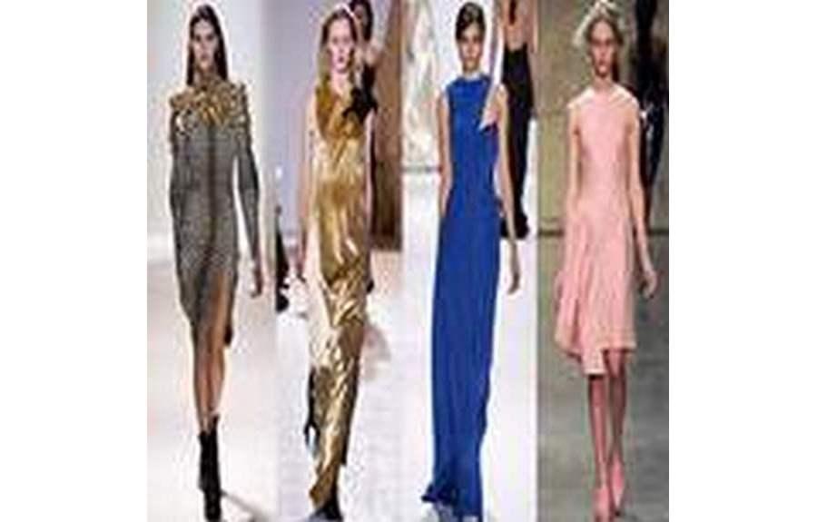Зимние платья 2014
