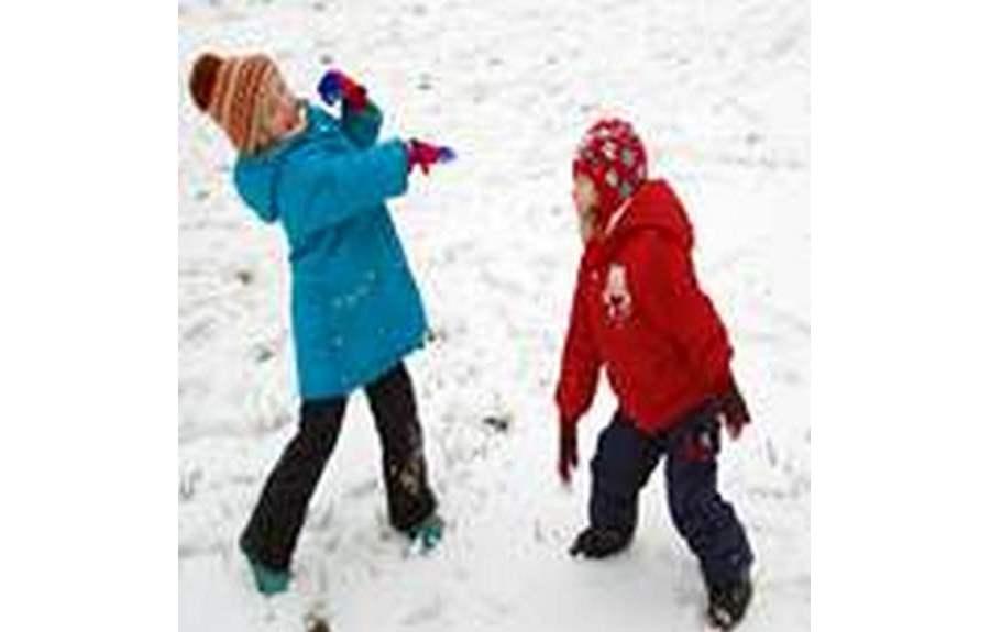 Зимние травмы. Первая помощь ребенку