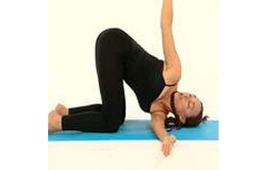 Йога – укрепляем мышцы спины и организм