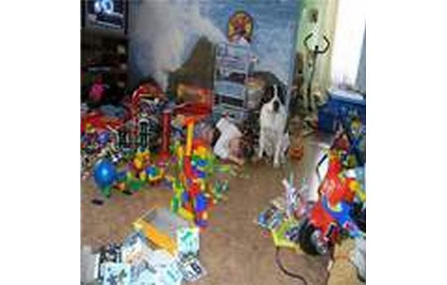 Находим применение старым игрушкам. Как избавиться от вечного беспорядка