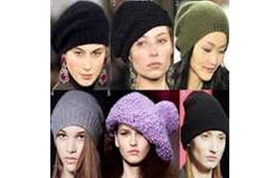 Модные головные уборы 2013-2014