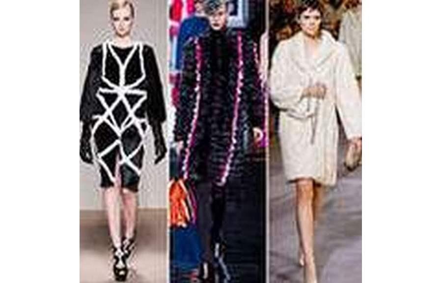 Модные шубы 2014