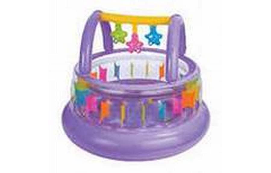 Надувные батуты, предназначенные для малышей
