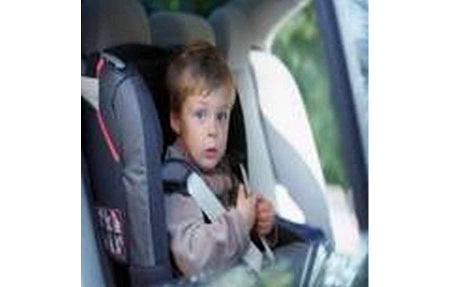 Правила безопасности перевозки детей в автомобилях