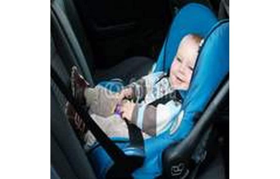 Правила использования детского автомобильного кресла