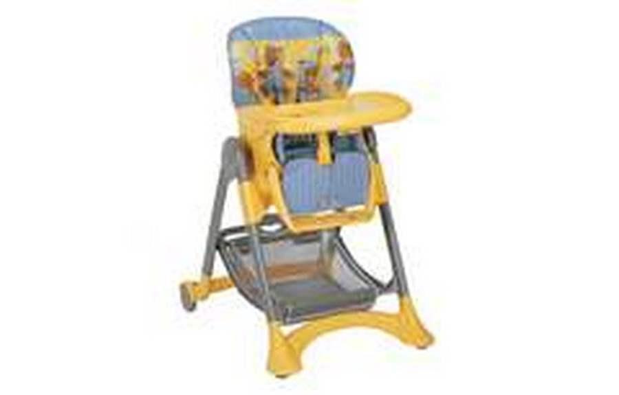 Правильное использование стульчика для кормления ребенка