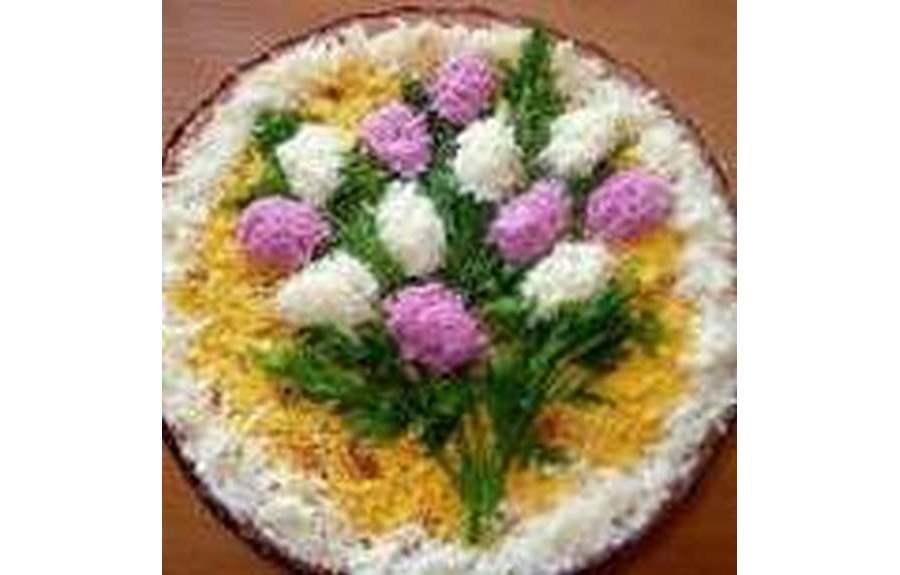 Самые вкусные рецепты салатов на Новый Год