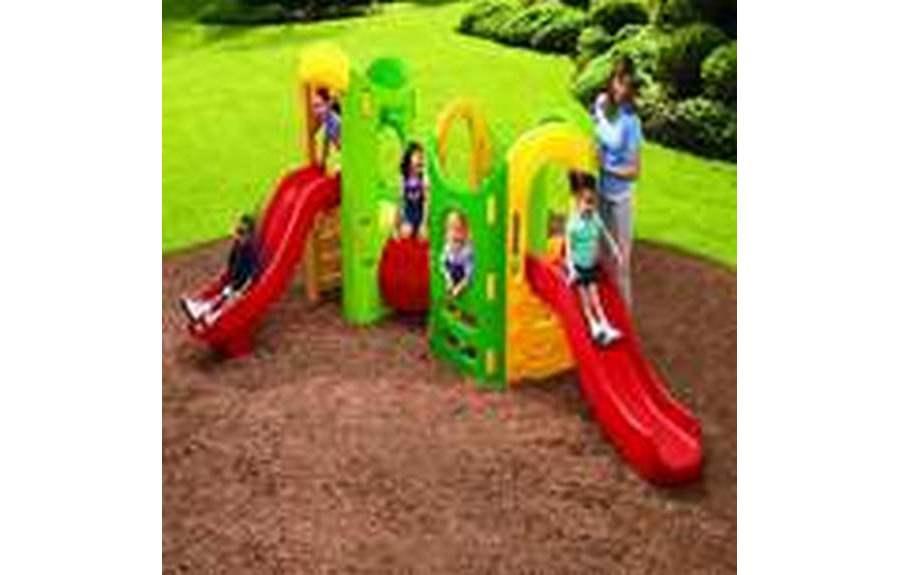 Стандартные виды детских спортивных комплексов