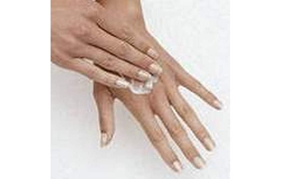 Уход за увядающей кожей рук