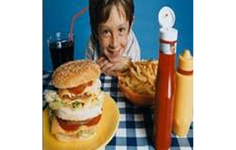 Фаст-фуд - это вред для детского организма