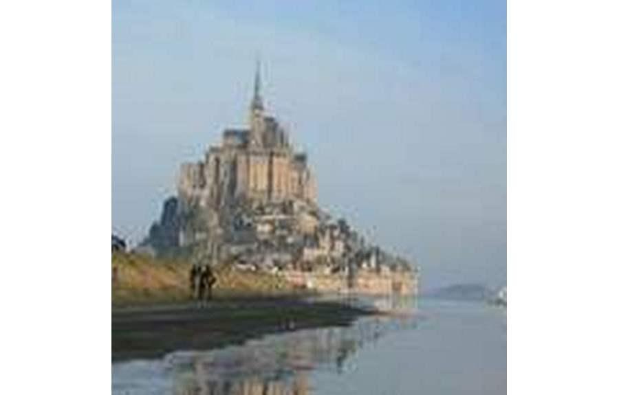Сен-Мало - город-курорт во Франции