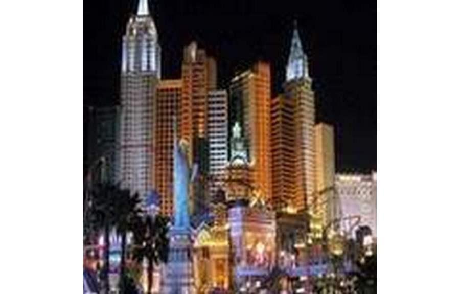 Лас-Вегас ждет вас!