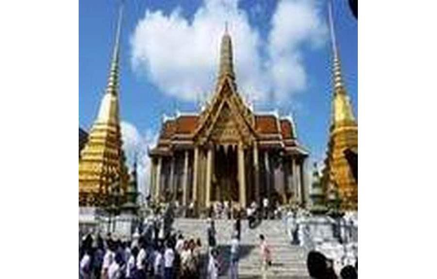 Прогулка по Бангкоку
