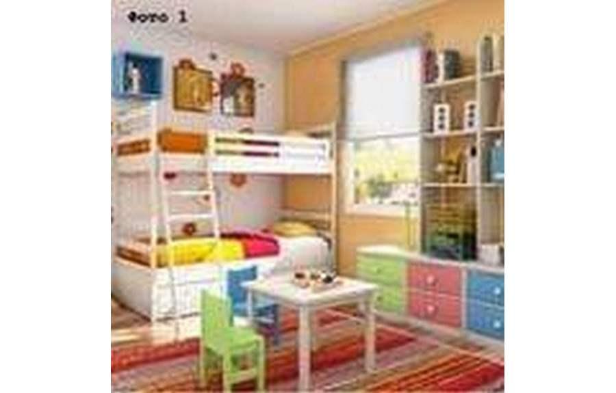 Выбираем комнату для ребенка