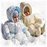 Выбираем зимний комбинезон для малыша