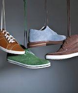 модели трекинговой обуви