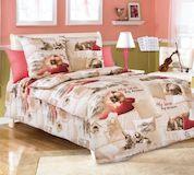 Отличное качество и широкий выбор вариантов постельного белья в интернет-магазине KUTUMKA