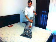 Профессиональная чистка матрасов на дому