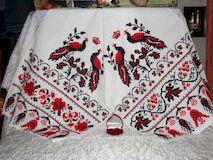 Все о свадебных рушниках