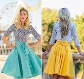 Причины носить юбки или как стать женственной этим летом