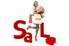 Покупка одежды, обуви и других товаров с помощью промокодов