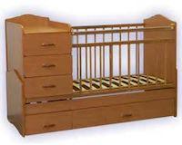 Качественные и безопасные детские кроватки