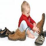 Дети и обувь для них