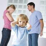 Как семейные конфликты влияют на детскую психику