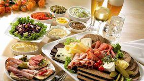Современная европейская кухня