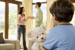 Дети и второй брак