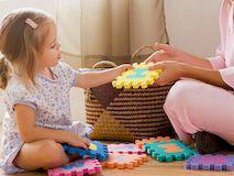 Развивающие игры для детей трех лет