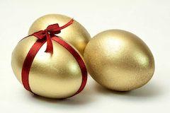Что подарить на Пасху крестнику