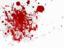Как отмыть пятно крови?