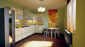 В каком стиле делать кухню?