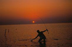 Рыбалка как активный отдых