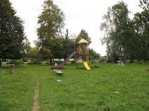 Роль детских площадок в полноценном развитии ребенка