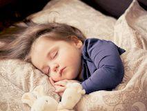 Полноценый сон ребенка