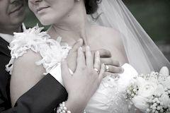Свадебные платья, цвет платья