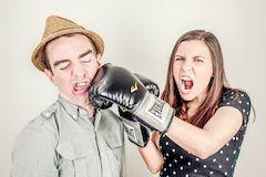 Конфликты в семье, причины