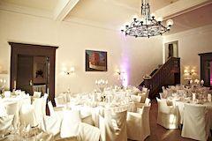 Как оформить место проведения свадебного торжества