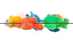 Игрушки для купания, их польза