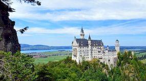 Отдых с семьей в германии
