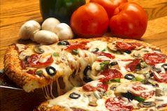 Безопасная пицца для фигуры