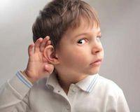 состояние слуха у детей