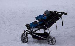 прогулка в зимнее время