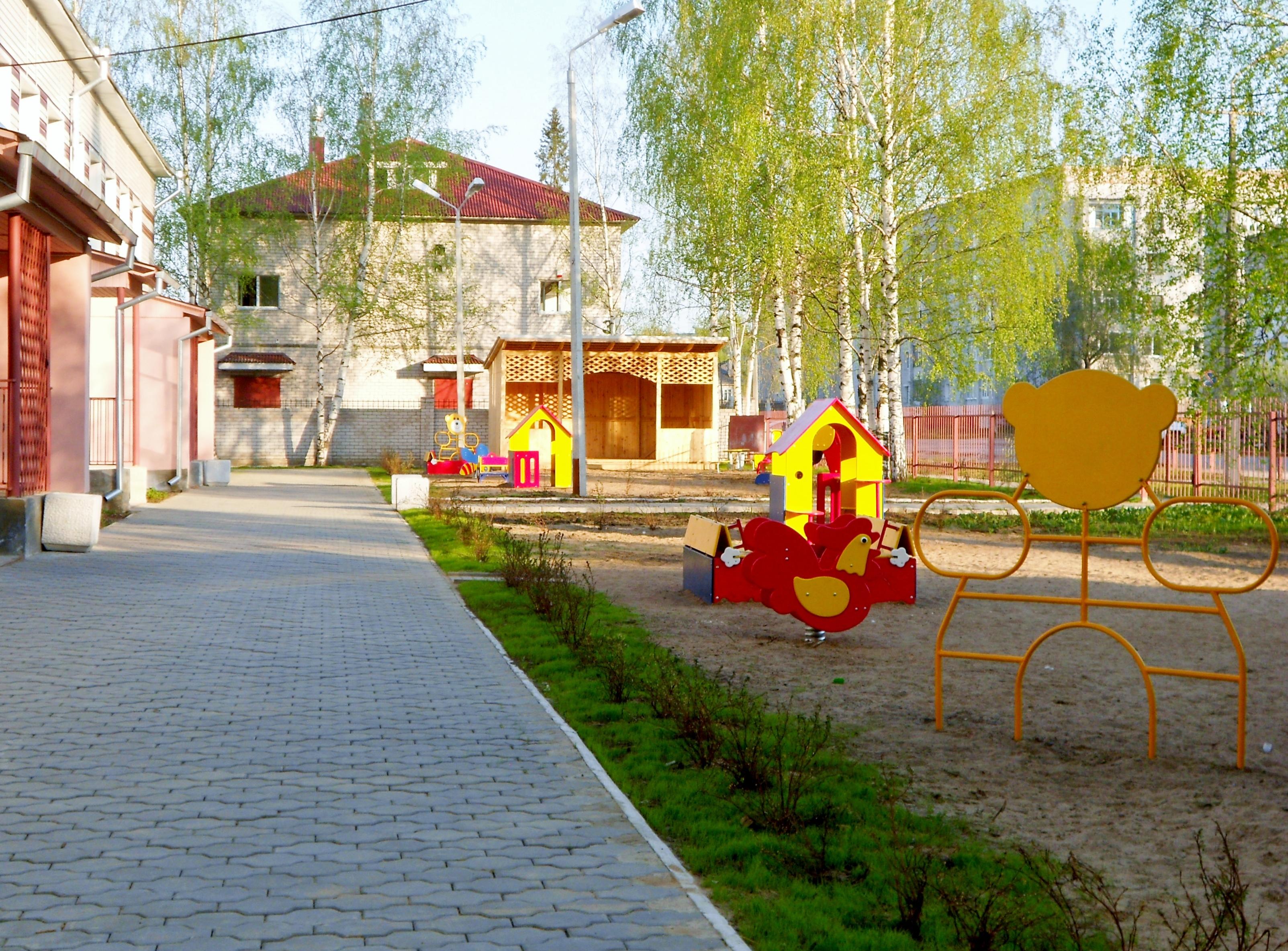 детский сад, как выбрать