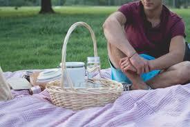 пикник с ребенком