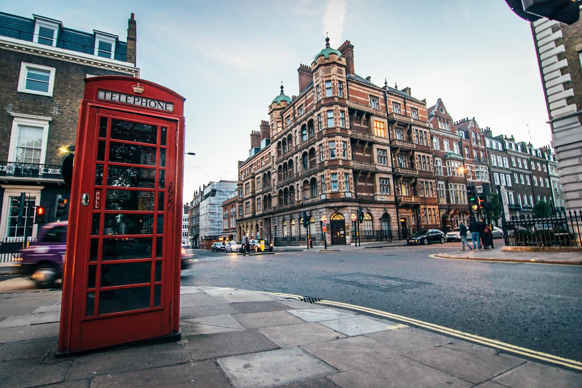 Британская недвижимость